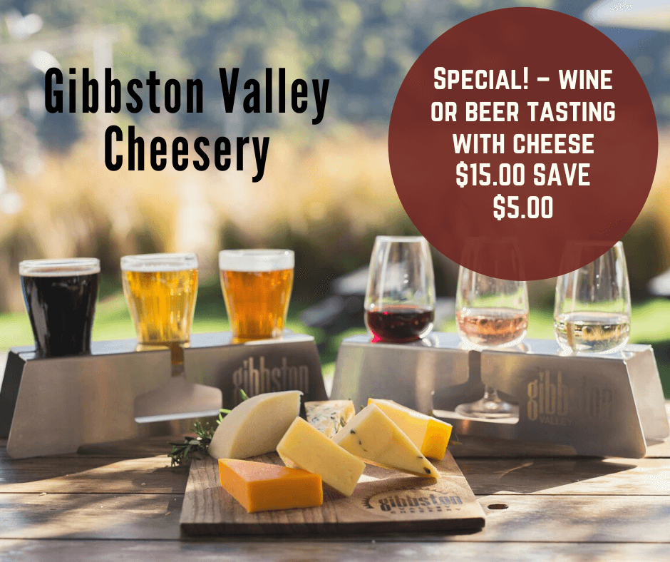 Gibbston Valley Cheesery – SAVE $5